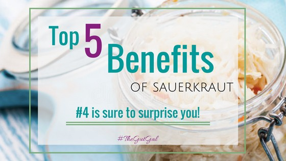 Benefits of sauerkraut